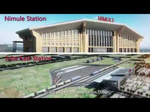 Juba - Nimule Railway Planned Project