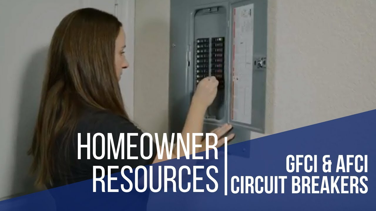 David Weekley Homes 2 Minute Tip Gfci And Afci Circuit Breakers Arc Fault Interrupters Contents Electrical