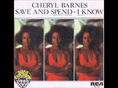 Cheryl Barnes I Know mp3
