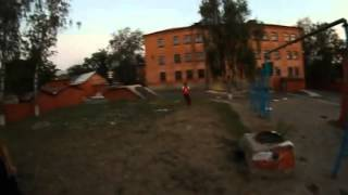 паркур Александрия(Промо ролик александрийских любителей паркура. Для сайта http://www.alsport.com.ua/ -