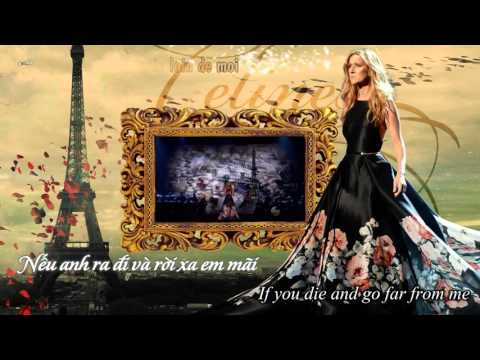 Celine Dion - Hymne a L'Amour (Engsub + Vietsub)