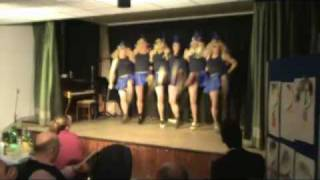 "Cookham Dean Cabaret 2010 - ""The Tiller Girls"""