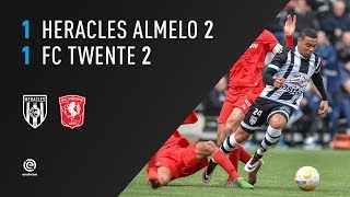 Heracles Almelo 2 - FC Twente 2 | 19-02-2019 | Samenvatting