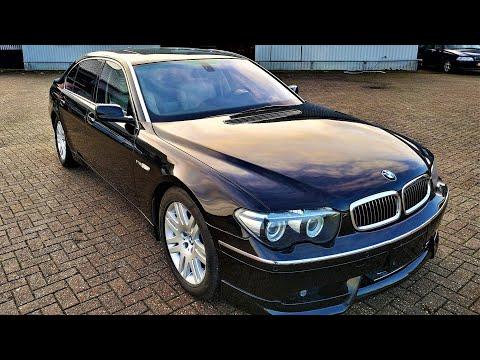 BMW 760 LI  V12 E66  Review & Testdrive JMSpeedshop.com