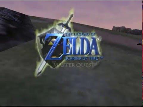 Ocarina of Time Master Quest Debug Rom Part 1