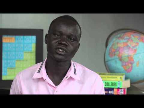 Meet the South Sudanese B2R Scholars