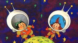 Буктрейлер по книге Н.Н.Носова ''Незнайка на луне''