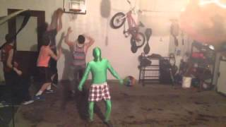 Harlem Shake Poland Edition (mini basketball)