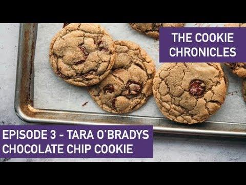 Tara O'Brady's Chocolate Chip Cookies - Ep 3 Cookie Chronicles In Partnership W/ Guittard Chocolate