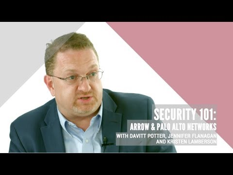 Security 101: Arrow and Palo Alto Networks