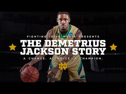 Fighting Irish Media Presents: The Demetrius Jackson Story