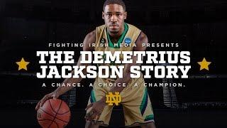 Fighting Irish Media Presents: The Demetrius Jackson Story