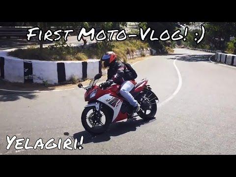 A Ride to Yelagiri, Tamil Nadu - feat. Renegade Husky. Yamaha R15, FZ, KTM RC390, Gixxer, 200NS