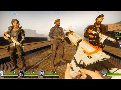 Left 4 Dead 2 - We're Dead Custom Campaign Gameplay Walkthrough
