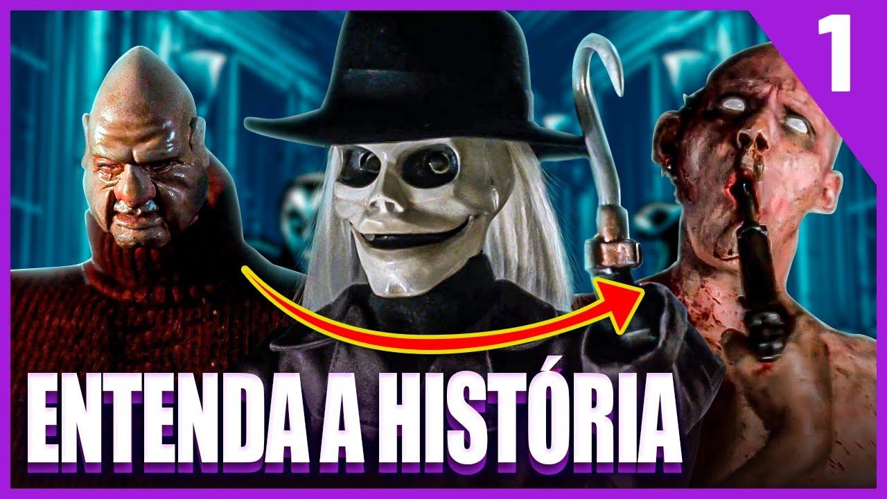 Download Saga O Mestre dos Brinquedos | História e BIZARRICES dos 14 FILMES | PT. 1