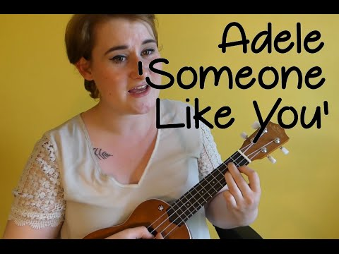 Adele - Someone Like You - Beginners Ukulele Cover and Tutorial - Little Holiday