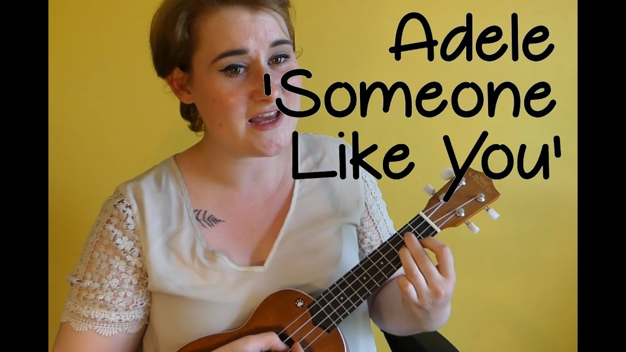 Adele someone like you beginners ukulele cover and tutorial adele someone like you beginners ukulele cover and tutorial little holiday baditri Image collections