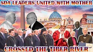 Adventists Ted Wilson, Ganoune Diop, Bert B. Beach, Jan Paulsen Roman Catholic Agents For The Papacy