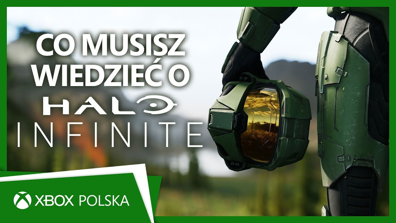 Co musisz wiedzieć o Halo Infinite | Xbox XY Extra