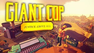 Giant Cop: Justice Above All - To Protect and Sever
