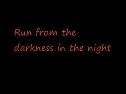 U2-Running to Stand Still (Lyrics)