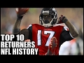 Top 10 Best NFL Kick Returners Ever