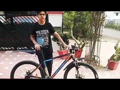 Review of first 8 gear (24speed) cycle in india under 18000