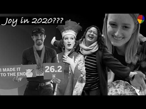 Joy in 2020??