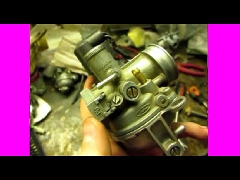 Мелкий ремонт Honda Dio 27