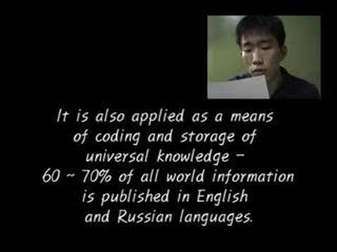 Info about Russian - from wikipedia