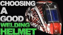 Choosing a Welding Helmet | TIG Time