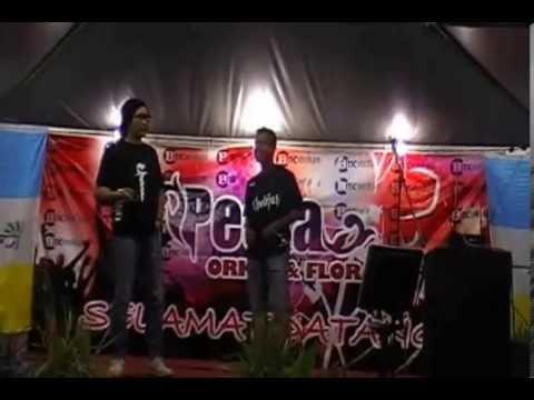 Yabang Khalifah ft.  Joe - Bunga Anak Pak Abu live @ Prai 10.11.2015