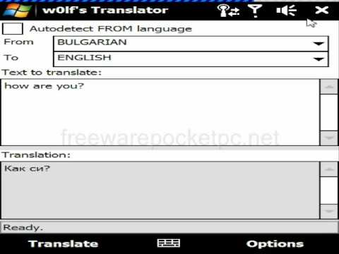 Translate Anything With W0lfs Translator Powered By Google Translate