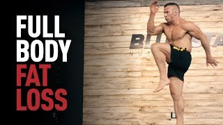 MMA Bodyweight HIIT Workout - Fat Burning Cardio