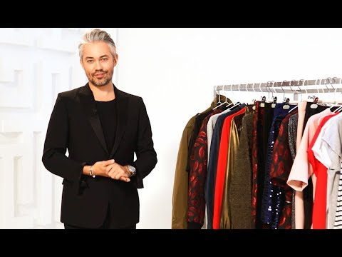 Идеальный гардероб: метод Александра Рогова - Видео онлайн