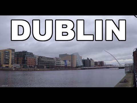A trip to Dublin - January 2015