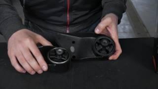 Подушка двигуна ВАЗ 2108-09 ліва, ''ласта'', СЕВІ ЕКСПЕРТ