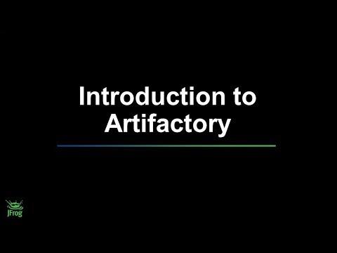 [Webinar] JFrog Artifactory - The Easy One