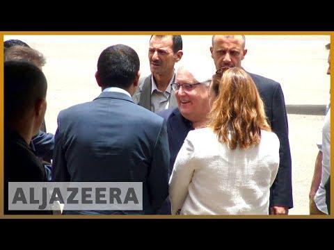 🇾🇪 UN envoy in Yemen for crisis talks over Hodeidah port | Al Jazeera English