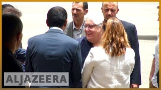 🇾🇪 UN envoy in Yemen for crisis talks over Hudaida port | Al Jazeera English