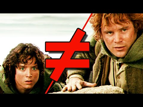 Lord of the Rings: The Two Towers - Whats the Difference?