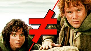 Video Lord of the Rings: The Two Towers - What's the Difference? download MP3, 3GP, MP4, WEBM, AVI, FLV September 2017