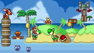 Super Mario Saves Spring Break