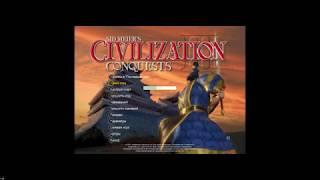 01 Civilization 3 Conquests сложность БОГ. Начало - каждая мелочь важна!