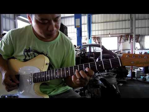 溫泉鄉的吉他 cover by Ali