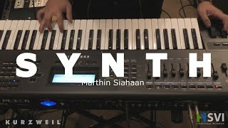 Kurzweil Bass And Lead Synth Demo By Marthin Siahaan