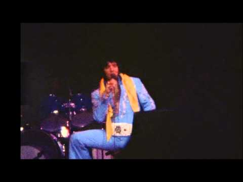 Elvis Presley - Suspicious Minds from Madison Square Gardens