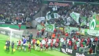 UEFA-Cup Halbfinale 2008/2009 - Werder Bremen vs. HSV