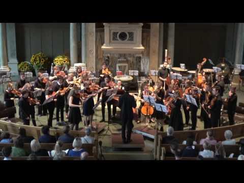 Zurich Sinfonietta MKZ 20, 2 July 2017: Summer Concert at 4K resolution