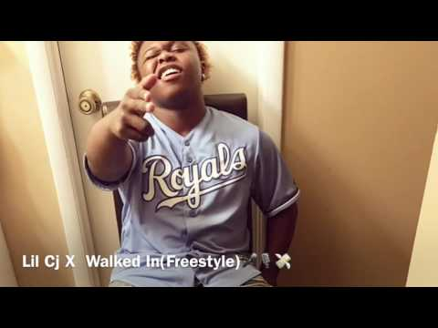 MBK Lil Cj  X Walked In(Freestyle)